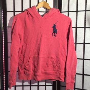 Polo Ralph Lauren Hoodie Size L 14-16